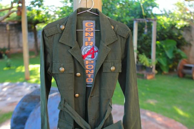 tresh coat verde
